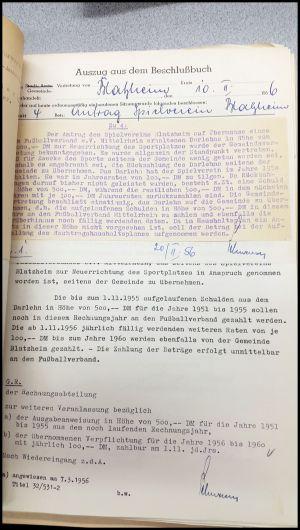 Tschüss Klosterberg – 90 Jahre Sportplatzgeschichte – Blatzheim-Online