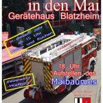 Tanz in den Mai der Feuerwehr schon ab 15.00 Uhr