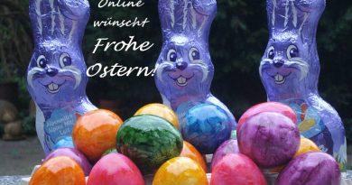Blatzheim-Online wünscht frohe Ostern
