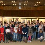 Grundschüler besuchten Bürgermeister