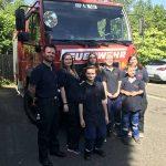 Feuerwehrnachwuchs bestand erste Prüfung