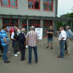 Reges Interesse am Polit-Treff zur Bebauung des Sportplatzes