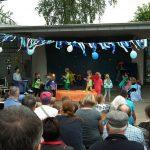Sommerfest und Jubiläum
