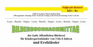 Bilderbuch-Nachmittag - abgesagt @ Bücherei Blatzheim | Kerpen | Nordrhein-Westfalen | Deutschland