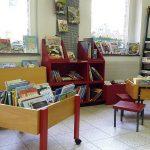 Landeszuschuss zur Erneuerung der Kinder-Bibliothek