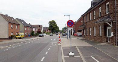 Sanierung Dürener Straße beginnt