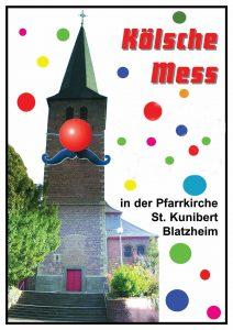 Kölsche Mess @ Kirche St. Kunibert | Kerpen | Nordrhein-Westfalen | Deutschland