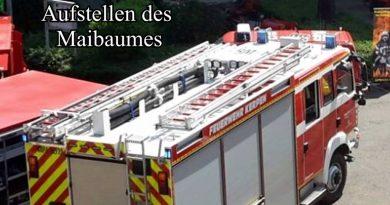 Tanz in den Mai bei der Feuerwehr