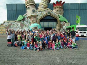 Kinderfahrt @ Toverland | Sevenum | Limburg | Niederlande