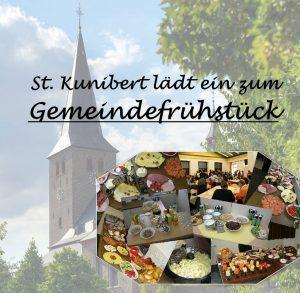 Gemeindefrühstück @ Kunibertus-Haus | Kerpen | Nordrhein-Westfalen | Deutschland