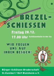 Brezelschießen @ Schützenhalle | Kerpen | Nordrhein-Westfalen | Deutschland