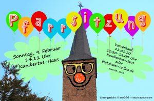 Pfarrsitzung @ Kunibertus-Haus   Kerpen   Nordrhein-Westfalen   Deutschland