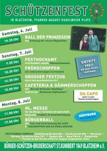 Schützenfest @ Pfarrer-August-Kugelmeier-Platz | Kerpen | Nordrhein-Westfalen | Deutschland