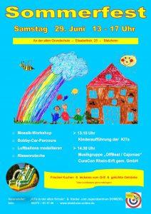 Sommerfest in der alten Schule @ Alte Grundschule | Kerpen | Nordrhein-Westfalen | Deutschland