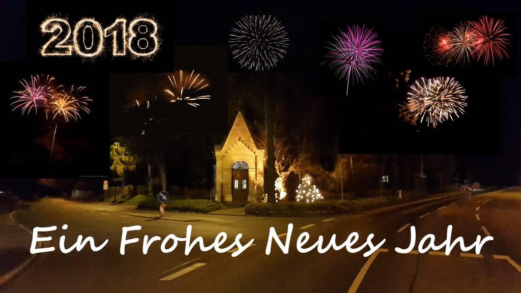 Blatzheim-Online wünscht ein frohes neues Jahr! – Blatzheim-Online
