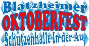 Oktoberfest @ Schützenhalle Blatzhzeim | Kerpen | Nordrhein-Westfalen | Deutschland