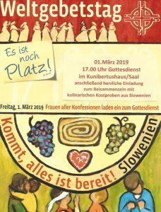 Weltgebetstag der Frauen @ Kunibertus-Haus | Kerpen | Nordrhein-Westfalen | Deutschland