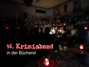 Krimiabend fällt aus @ Bücherei Blatzheim | Kerpen | Nordrhein-Westfalen | Deutschland
