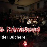 13. Krimiabend in der Bücherei Blatzheim
