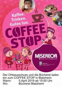 Coffee Stop @ Bücherei | Kerpen | Nordrhein-Westfalen | Deutschland
