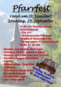Pfarrfest @ Pfarrer-Wolters-Platz | Kerpen | Nordrhein-Westfalen | Deutschland