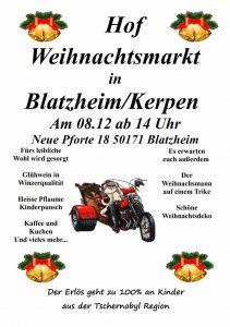 Hof-Weihnachtsmarkt @ Neue Pforte 18   Kerpen   Nordrhein-Westfalen   Deutschland