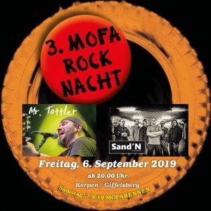4. Mofa Rock Nacht - fällt aus @ Gut Gillfelsberg   Kerpen   Nordrhein-Westfalen   Deutschland