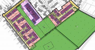 Offenlage der Pläne zur Bebauung des Sportplatzes