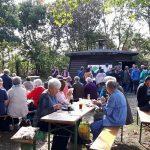 Wieder über 150 Besucher beim Grill-und Polit-Treff