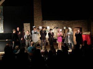 Stoppelfeld-Theater: Sister Soul - fällt aus