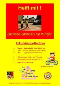 Erkundungs-Radtour