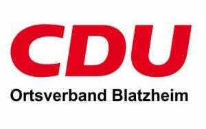 Offene CDU-Vorstandssitzung @ Gemeindehaus Blatzheim | Kerpen | Nordrhein-Westfalen | Deutschland