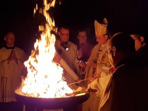 Feier der Osternacht @ Pfarrkriche St. Kunibert | Kerpen | Nordrhein-Westfalen | Deutschland