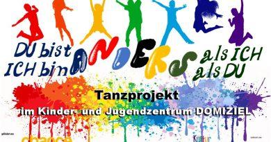 Musik – Tanz – Theater – Neues Projekt im DOMIZIEL