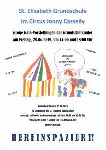 Zirkusvorstellung der Grundschule @ Grundschule Blatzheim | Kerpen | Nordrhein-Westfalen | Deutschland