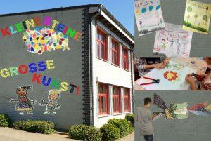 Kunstprojekt in der letzten Ferienwoche @ Kinder- und Jugendzentrum DOMIZIEL | Kerpen | Nordrhein-Westfalen | Deutschland