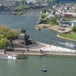 Tagesausflug nach Koblenz