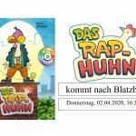 "Das ""Rap-HUHN"" kommt nach Blatzheim"