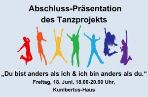 Abschluss-Präsentation Tanzprojekt @ Kunibertus-Haus | Kerpen | Nordrhein-Westfalen | Deutschland