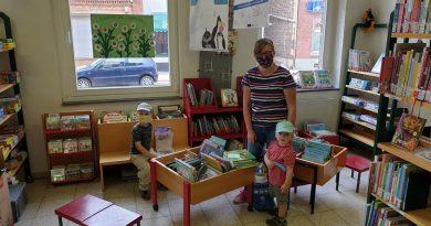 Öffnung der Bücherei – Termine für freitags buchen