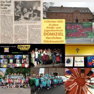 25-jähriges+1 Jubiläum DOMIZIEL @ Kinder- und Jugendzentrum DOMIZIEL   Kerpen   Nordrhein-Westfalen   Deutschland
